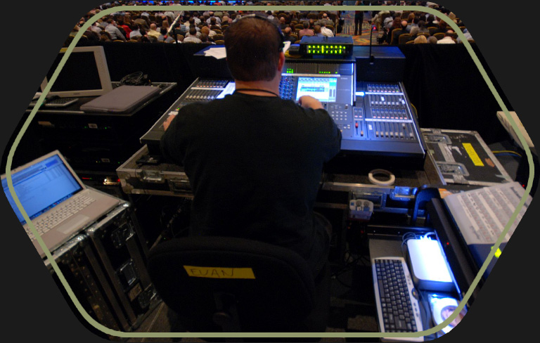 Audio Engineer, Front Of House